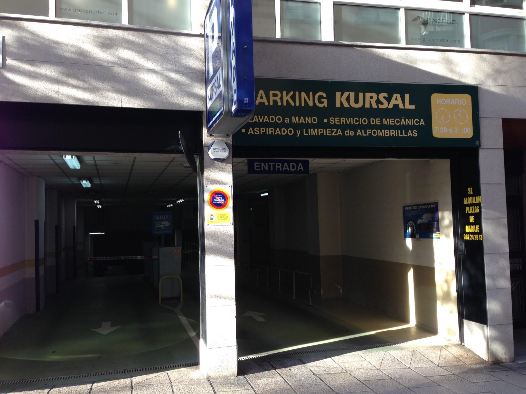 Parking Kursal