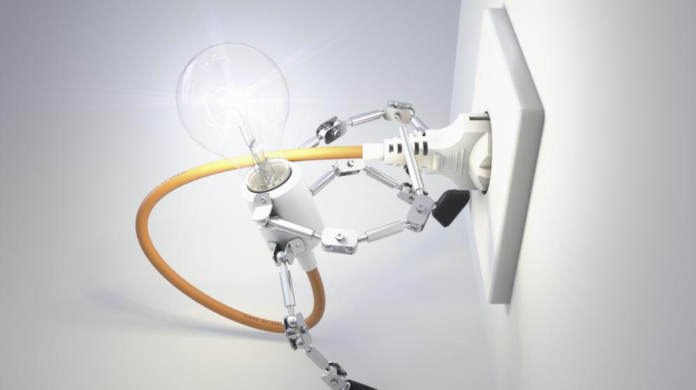 Con la nueva factura de la luz pagarás en función de lo que consumas en cada hora. (CORBIS)