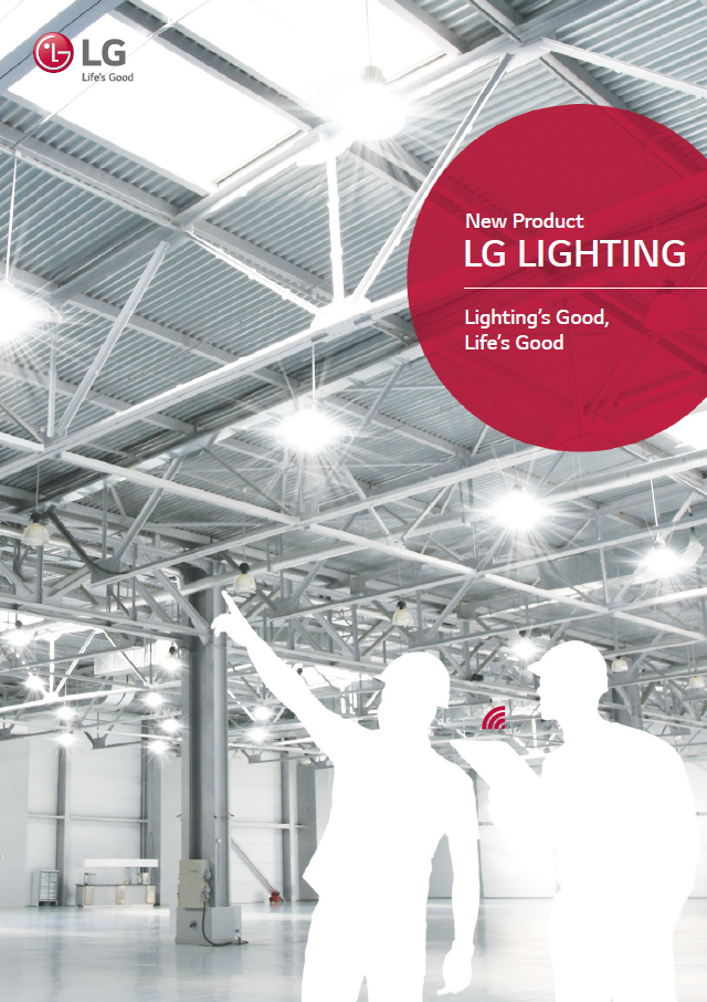 PORTADA CATÁLOGO 2017 LG LIGHTING